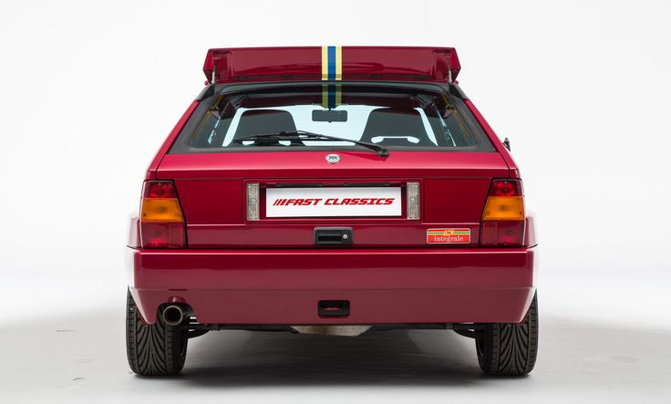 """Lancia Delta HF Integrale Evoluzione II """"Edizione Finale"""" '1994"""