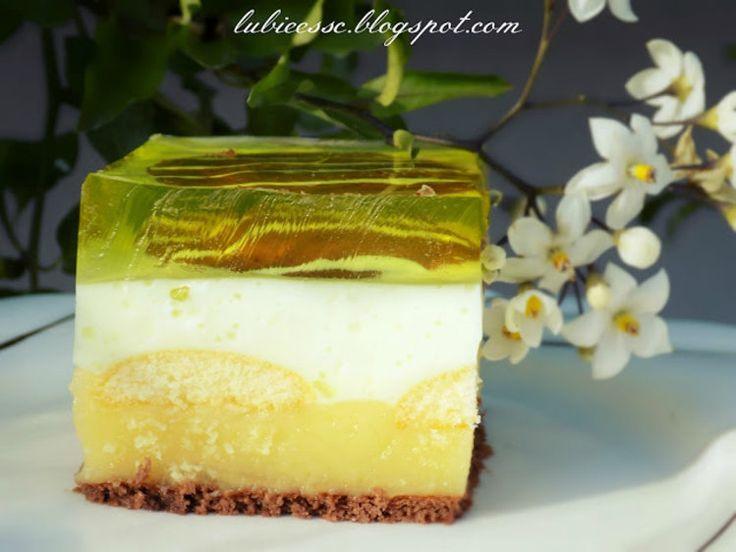 cytrynowiec ciasto bez pieczenia