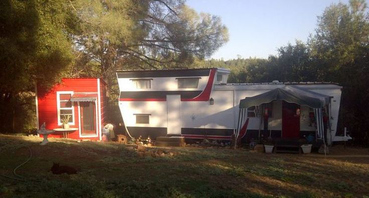 1954 Pacemaker Tri Level Mobile Home Remodel Home