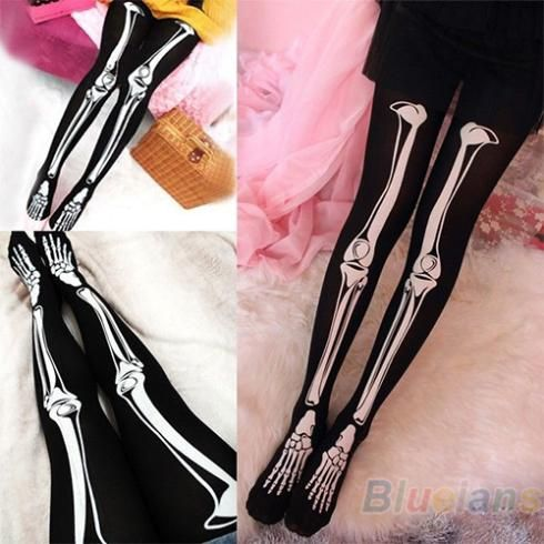Cheap stockings size, Buy Quality stockings advertising directly from China tight briefs Suppliers:  Womens Sexy Black Skeleton Tattoo Socks Pantyhose Stockings Tights Leggings Hot    100% brand new and high quality   Ma
