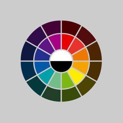 Choisissez les couleurs de votre intérieur grâce au cercle chromatique interactif - Marie Claire Maison