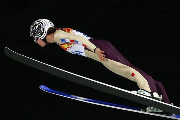 Historique : Coline Mattel en bronze en saut à skis, première apparition de ce sport aux JO pour les femmes