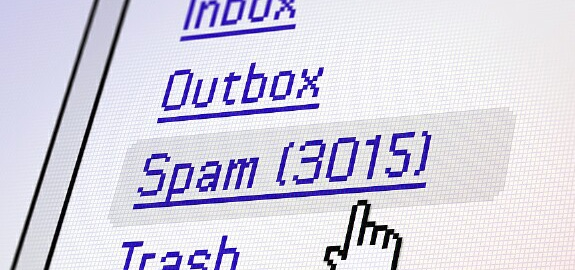 5 rules on how to make your email blasts avoid the spam filter.     http://www.inc.com/geoffrey-james/how-to-avoid-a-spam-filter-5-rules.html
