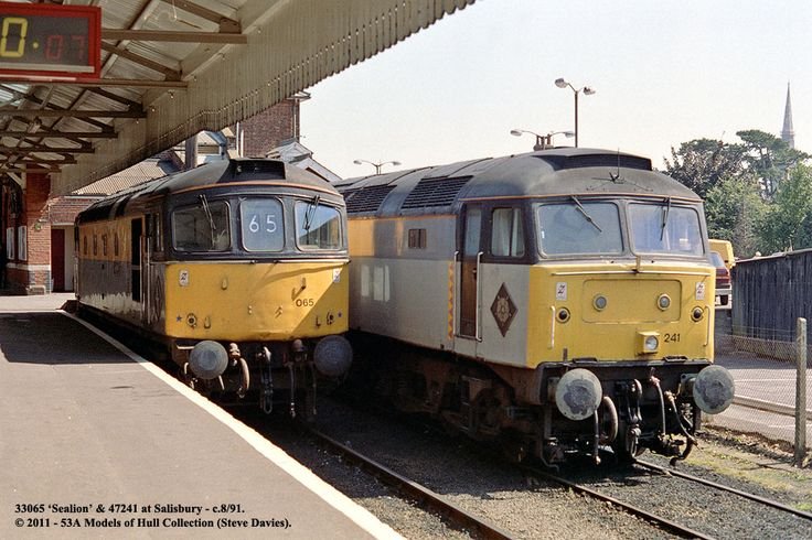 c.08/1991 - Salisbury. | Flickr - Photo Sharing!