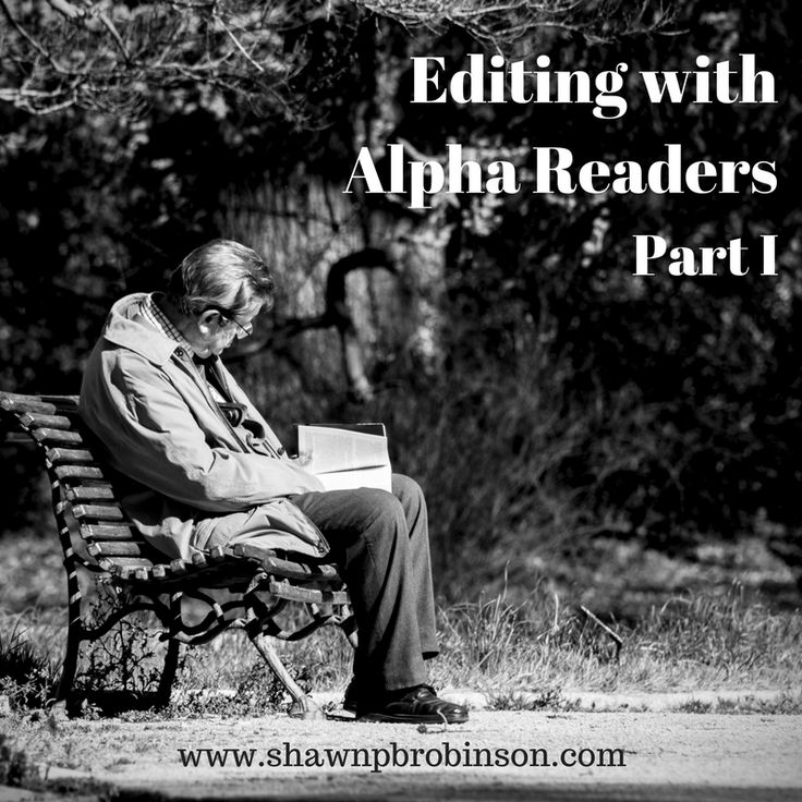 Editing with Alpha Readers | Self Publishing on a Budget