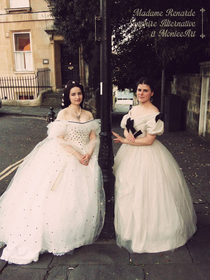 Going to the Prior Attire ball with my friend, Moniee, in Bath