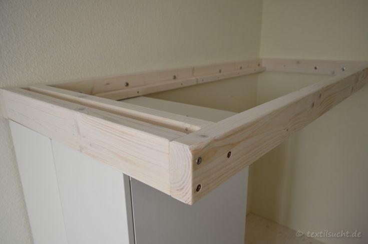 tutorial hochbett selber bauen hochbett pinterest. Black Bedroom Furniture Sets. Home Design Ideas