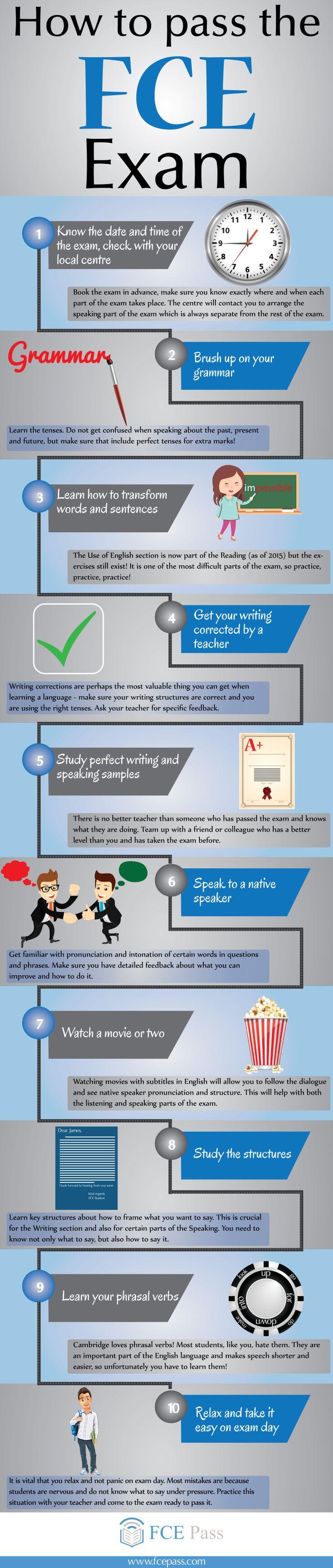 How to pass the Cambridge First Certificate Exam (FCE)   James Warwick   LinkedIn