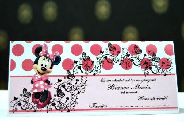 Card de bani cu Minnie Mouse la 50% reducere!