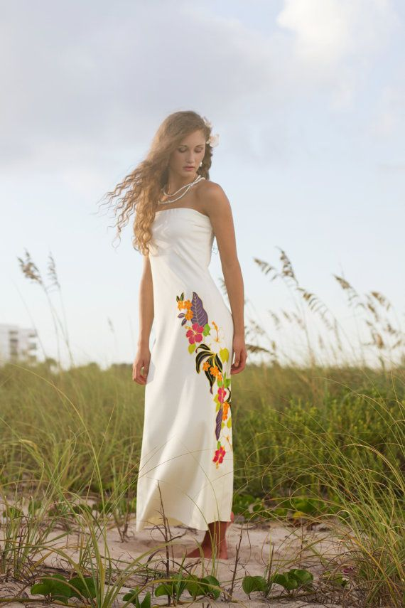 Hawaiian wedding dress for Hawaiian dresses for weddings
