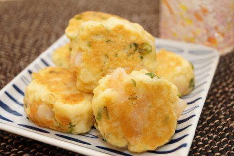 はんぺんで簡単!『ふわふわプリプリえびしんじょう』の作り方 - macaroni