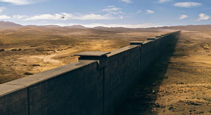 To Secure the Border We Must Destroy It