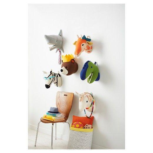 Unicorn Head Wall Décor - Pillowfort™ : Target