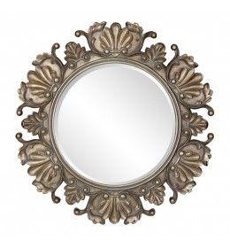 Florian Round Mirror