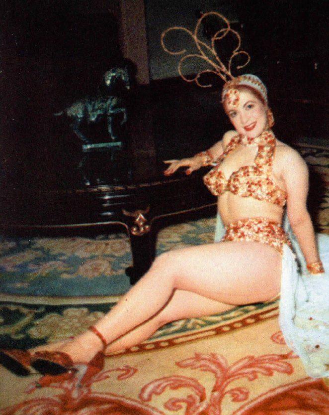 Maria Antonieta Pons, rumberas del cine mexicano de los 40s y 50s