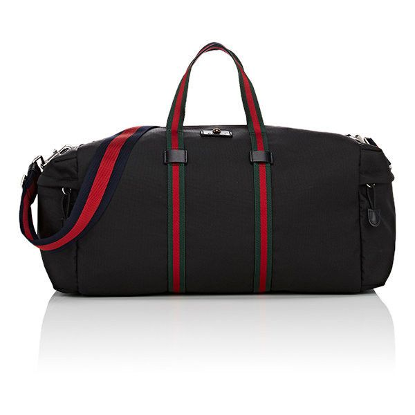 gucci duffle bags for men. gucci men\u0027s duffel bag (3,675 sar) ❤ liked on polyvore featuring fashion, duffle bags for men