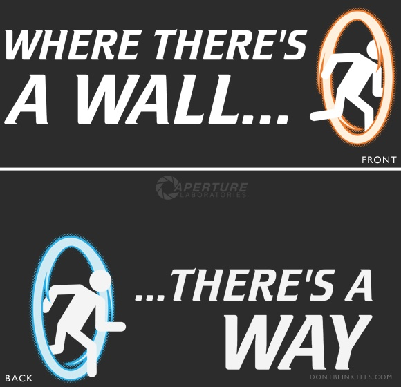 Unless the wall is black.. then your stuck.