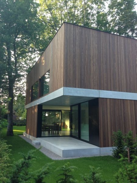 house M | de pinte - Projects - CAAN Architecten