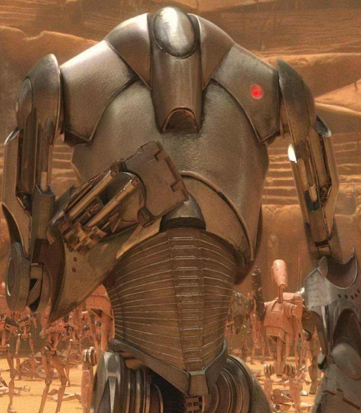 Star Wars - Super Battle Droid