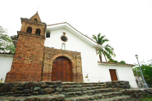 Iglesia de San Antonio en cali! A great place in cali colombia