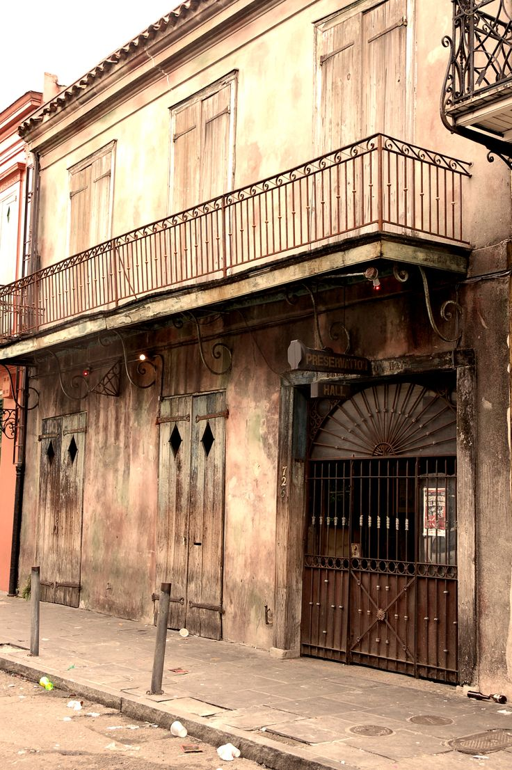 preservation hall may not look like much but it honors traditional new orleans jazz come by for. Black Bedroom Furniture Sets. Home Design Ideas