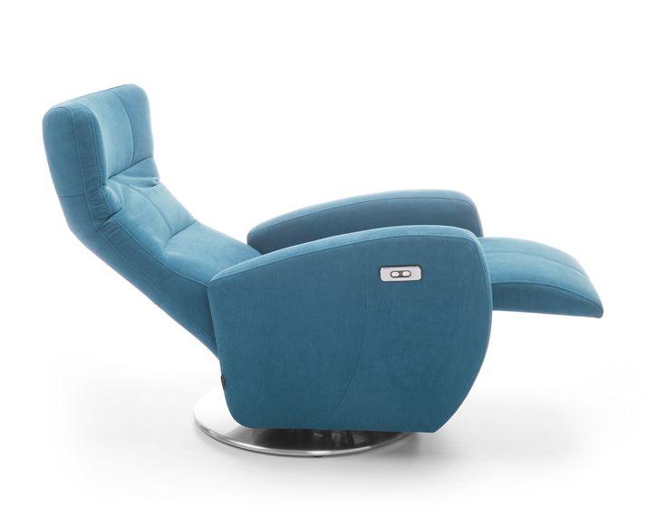 Fotel Inari - słodka drzemka w długie popołudnie nigdy wcześniej nie była taka odprężająca. #GalaCollezione #fotel #Inari #dosalonu #design #inspiracje #inspiration