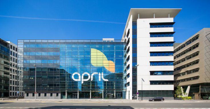 Siège social April Assurances à Lyon Part-Dieu