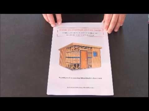 Plans A Ossature Bois Pour Autoconstruction Abri De Jardin 12 96 M Autoconstruction Maison E Abri De Jardin Plan Abris De Jardin Cabanon De Jardin