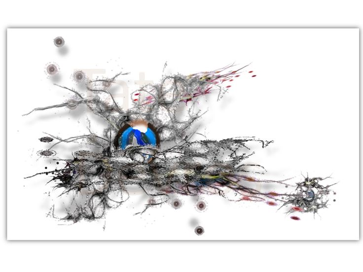 #Moving #space is an ink paint #sketch by #Tate #Devros.1024 x 768 pixels.PNG file type.#Download, #print and enjoy #today or use to enhance your project.