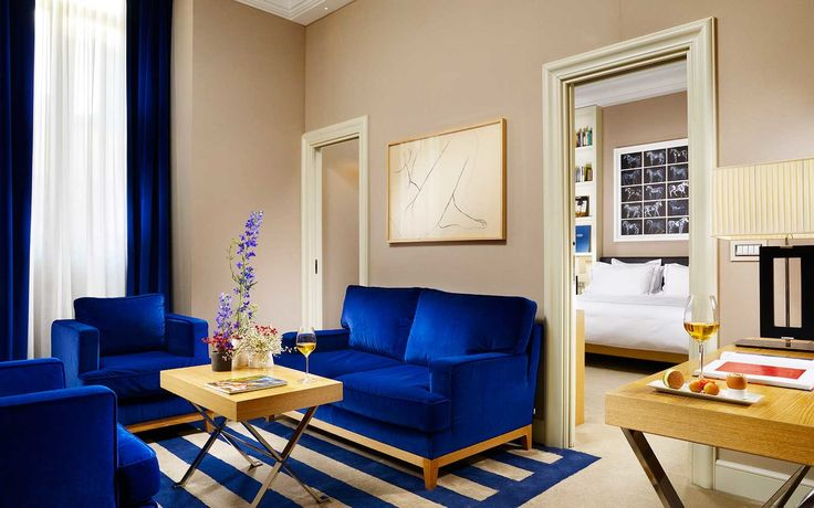 3. First Luxury Art Hotel Roma   It's easy to live la dolce vita at our readers' favorite hotels in the Eternal City.