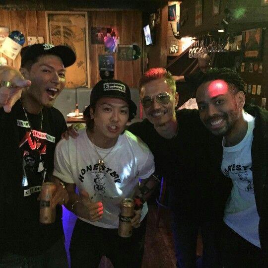 Atsushi & Shikichi & Nesmith & Takahiro