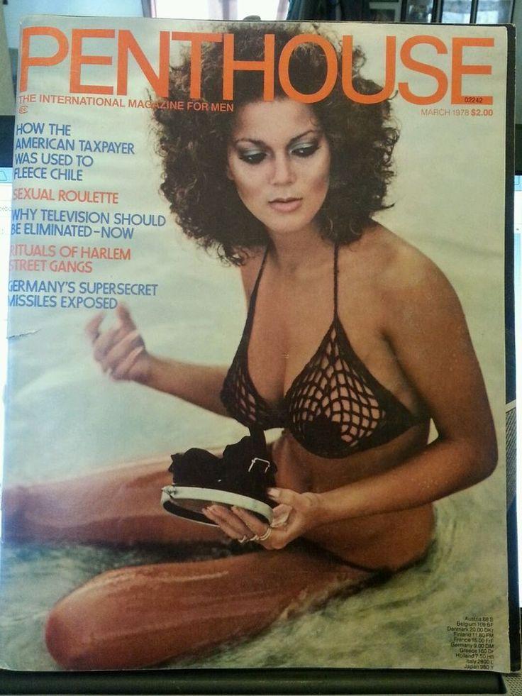 Penthouse Magazine March 1978 Vintage   Sexual roulette
