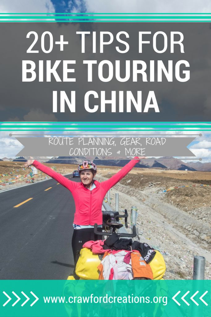 Bike Touring | Cycling | China | Travel Tips | Bike Touring Tips