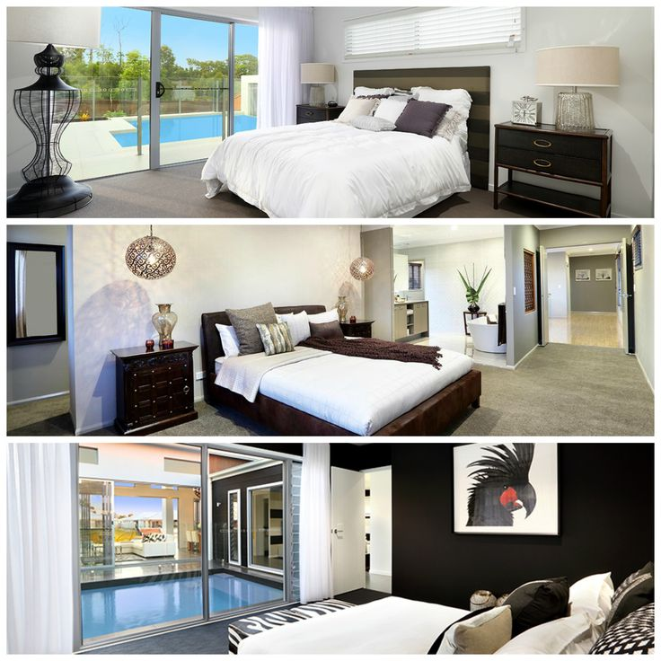 Are you searching for master bedroom ideas? Need inspiration? Here are few of our popular GJ Bedroom designs! P:132 798 #GJLocalBuilder #MasterBedroom #DesignIdeas #CustomDesign #GJQLD ★ PIN ★ LIKE ★ SEND ★