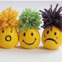 Stress Balls you can make for when the world just gets to be too much.More crafts on freekidscrafts.com