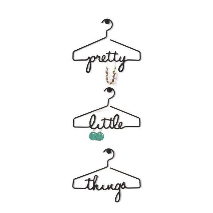 "3 Wieszaki na biżuterię Umbra ""pretty little thinks """