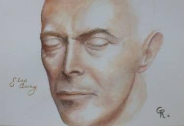 Bowie ( Slip away )