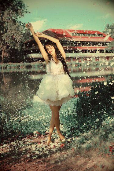 Swing swing / MYLAR ♥ BEAUTY blog :)