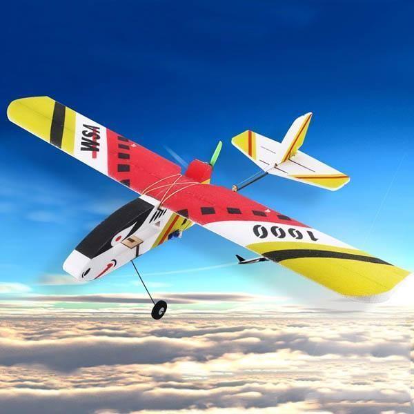 Wingspan EPP Trainer RC Airplane KIT