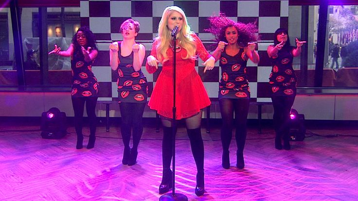 Meghan Trainor's 'Lips Are Moving' on TODAY with new tune, tour reveal