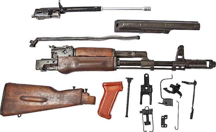 AK parts kit