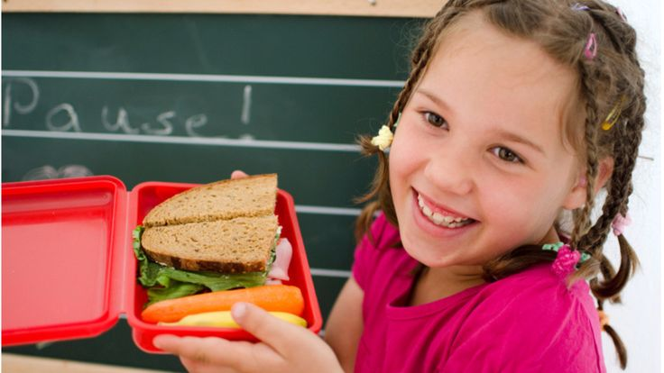 8 Fragen zum Schulstart - Macht gesundes Pausenbrot die Noten besser?