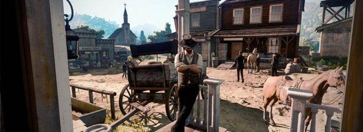 Red Dead Redemption 2 screenshot (Leaked)