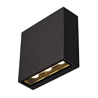 SLV 232455 Big Quad wandlamp buitenverlichting
