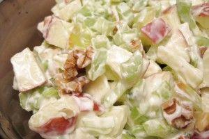 Slimming World Waldorf Salad