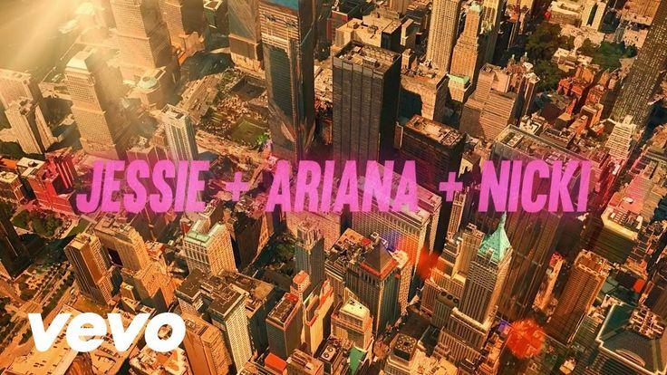 """Get Jessie J + Ariana Grande + Nicki Minaj """"Bang Bang"""" now! http://smarturl.it/JSJSweetTalkerdlxDA"""