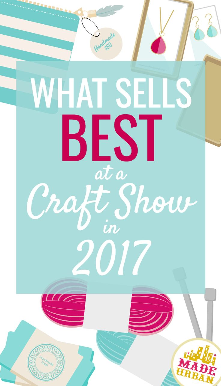 What type of products are you planning to bring to your next craft show and will you have one of the busiest booths at the venue? Here's how to increase your chances of selling out. Click for more info