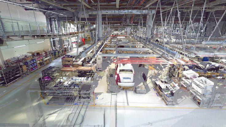 Simulation and Factory Digitalization, Rolls-Royce Motor Cars Goodwood