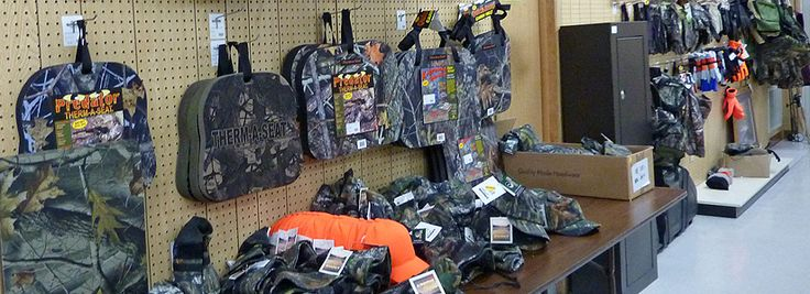 Hunting Supplies in Lancaster PA | PA Hunting Licenses | Camping ...
