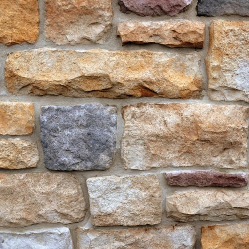 Stone veneer stones and champagne on pinterest for Environmental stoneworks pricing